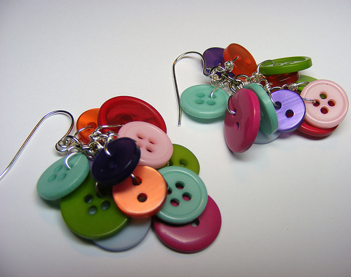 Nút Cúc áo Nhựa được Sản Xuất Như Thế Nào