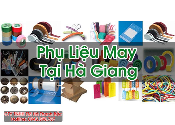 Phụ Liệu May Tại Hà Giang