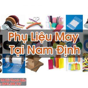 Phụ Liệu May Tại Nam Định