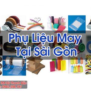 Phụ Liệu May Tại Sài Gòn