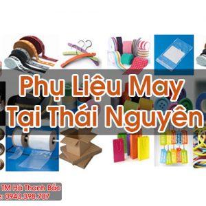 Phụ Liệu May Tại Thái Nguyên