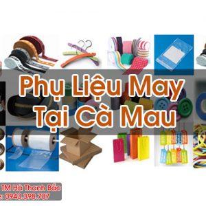 Phu Lieu May Tai CPhụ Liệu May Tại Cà Maua Mau