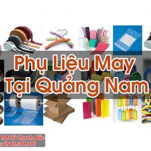 Phụ Liệu May Tại Quảng Nam