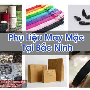 Phụ Liệu May Mặc Tại Bắc Ninh