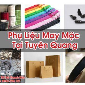 Phụ Liệu May Mặc Tại Tuyên Quang