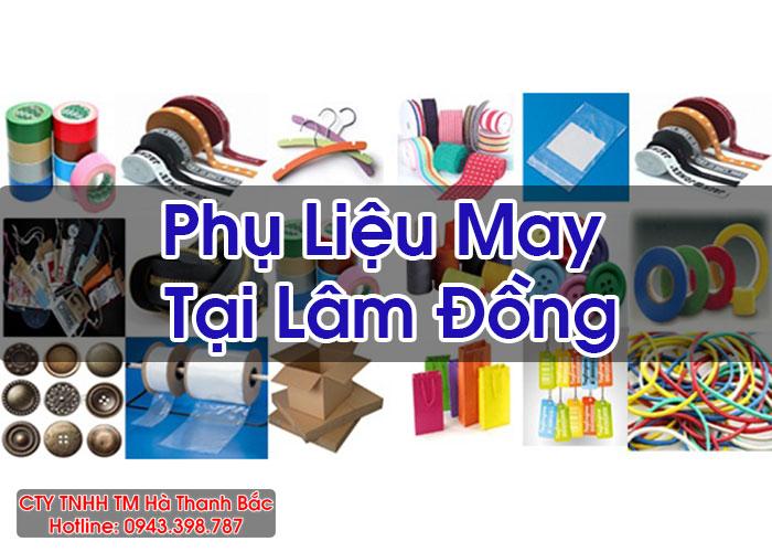 Phụ Liệu May Tại Lâm Đồng