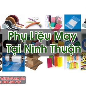 Phụ Liệu May Tại Ninh Thuận