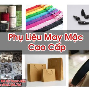 Phụ Liệu May Mặc Cao Cấp
