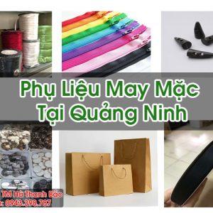Phụ Liệu May Mặc Tại Quảng Ninh