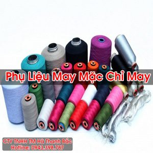 Phụ Liệu May Mặc Chỉ May